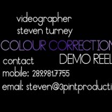 Steven Turney - Colour Correction Demo Reel